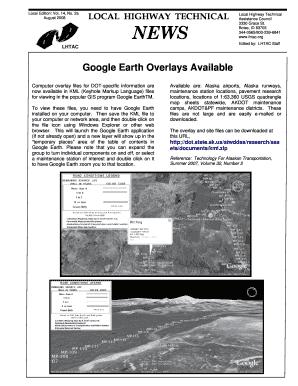 Fillable online lhtac google earth overlays available for Bureau 2a form