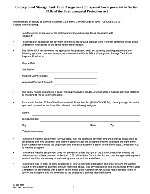 sample factoring notice of assignment
