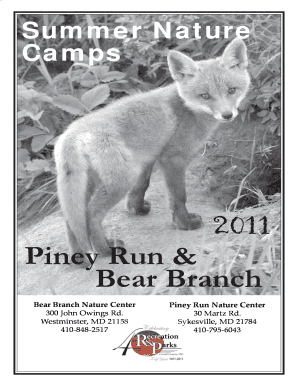 Piney Branch Nature Center