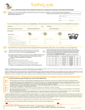 Safelink Application Download - Fill Online, Printable, Fillable ...