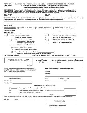 Signing Parental Rights Away Formga - Fill Online, Printable ...