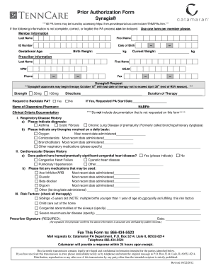catamaran prior authorization form Vt Catamaran Prior Authorization Form - Fill Online, Printable ...