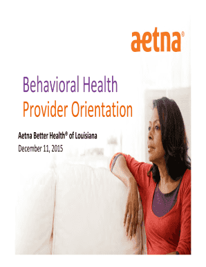Editable Aetna Referral Form Pdf Templates To Complete Online