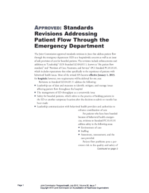 standard operating procedure examples manufacturing forms