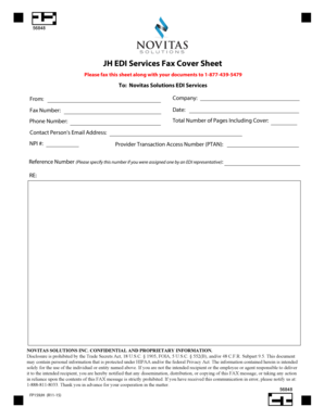fillable online 56848 jh edi services fax cover sheet please fax