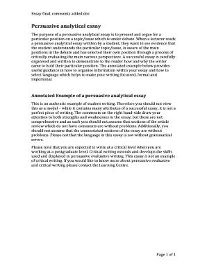 Evaluating website credibility essay