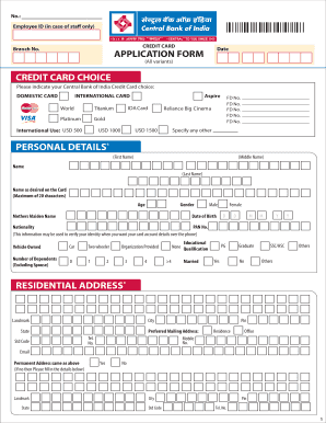 Fillable Online Credit Card Application Form A4 02 - Central Bank of on bank proof of payment, bank of america employment application, not responsible form, bank regulations, bank paperwork, bank companies, bank management, bank welcome letter, bank annual report, bank request letter, bank insurance, bank window, bank loan application, bank signature card, bank client, bank acceptance letter, bank loan officer, bank application letter, bank forms templates, credit report dispute form,