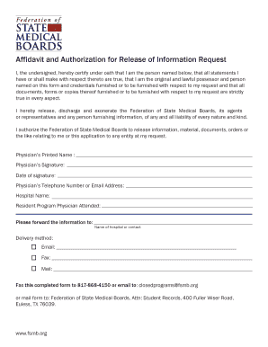 Editable fake miscarriage hospital discharge papers - Fill