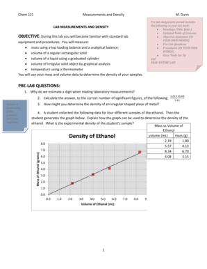 what is density of ethanol