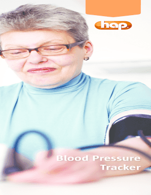 Blood Pressure Tracker - HAP - hap