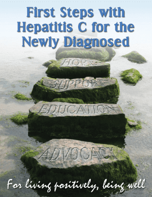 Newly Diagnosed Hepatitis C Support Project
