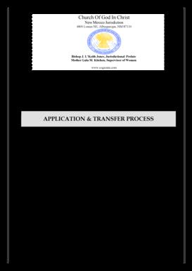 Cogic Ordination - Fill Online, Printable, Fillable, Blank | PDFfiller