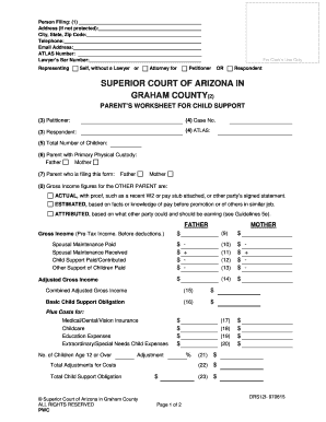 Child Custody Form Templates - Fillable & Printable Samples for ...