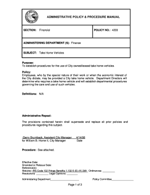 Policy And Procedure Manual Examples Forms And Templates Fillable - Policy and procedure manual template