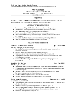 Printable Sample Resume With No Work Experience College Student