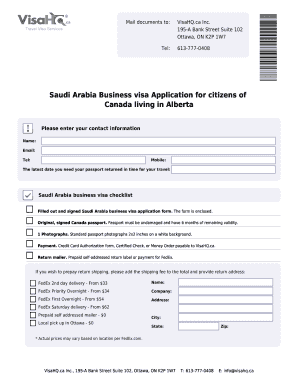 Invitation letter sample forms and templates fillable printable saudi arabia visa application for citizens of canada saudi arabia visahq stopboris