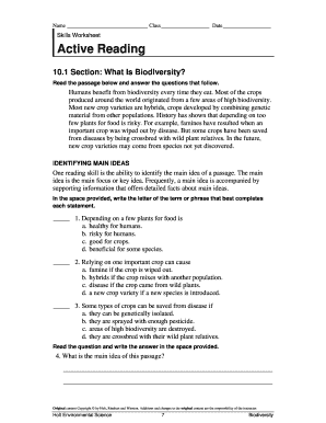 skills worksheet active reading Fillable Online websites pdesas Skills Worksheet Active Reading ...