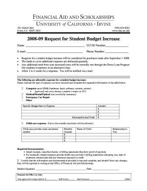 Fillable budget request email - Edit, Print & Download Form