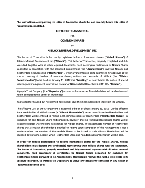 transmittal meaning in english - Fill Out Online, Download
