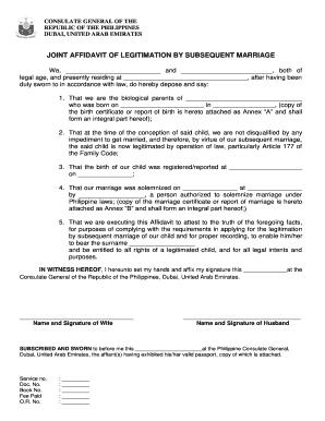 Affidavit of legitimation fill online printable fillable blank affidavit of legitimation yelopaper Images