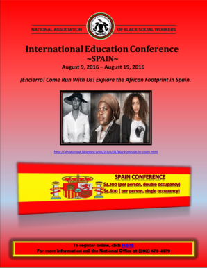 International Education Conference SPAIN August 9, 2016 August 19, 2016 Encierro - nabsw