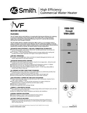 VF VWH0750N