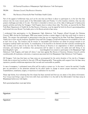 Parent Permission Letter Template from www.pdffiller.com