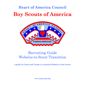 Boy Scouts of America - Heart of America Council - hoac-bsa