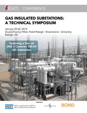 Fillable Online Gas Insulated substatIons a technIcal