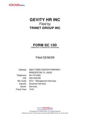gevityhr