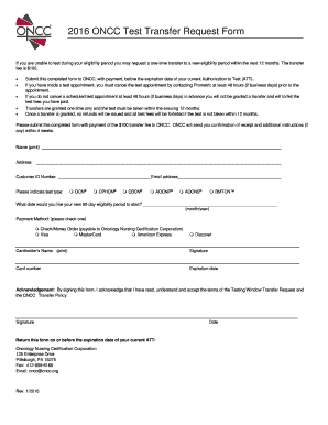 Printable prometric cancellation - Edit, Fill Out & Download