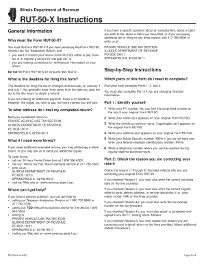 Printable tax form rut 50 - Edit, Fill Out & Download Hot