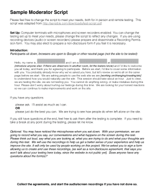 Fillable Resume Follow Up Call Script Edit Online Download Forms