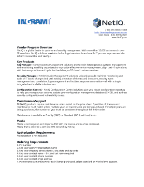NetIQ is a global leader in systems and security management