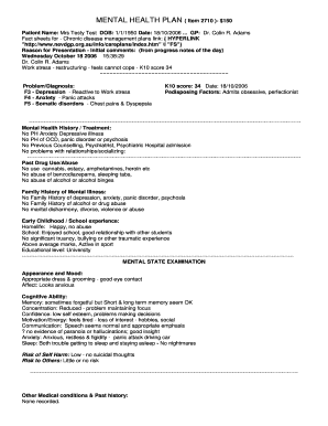 Chronic Disease Management Plan Fact Sheet Forms Document - Chronic disease management care plan template