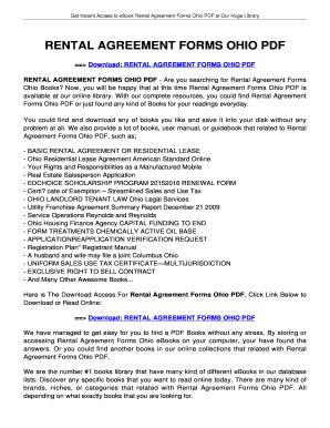 Printable Rental Agreement Renewal Format India Edit Fill