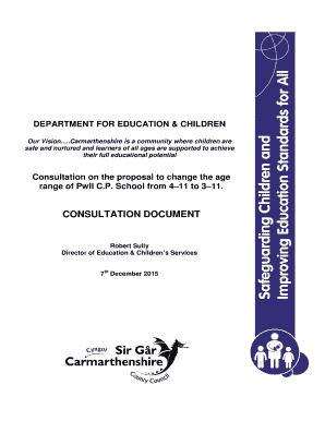 DEPARTMENT FOR EDUCATION & CHILDREN