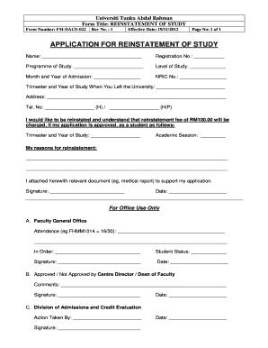 tax statutory declaration printable form