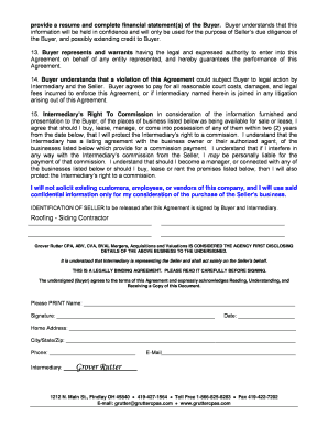 non disclosure agreement sample pdf Forms and Templates - Fillable ...