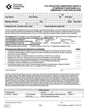 bank loans chase - Forms & Document Templates to Submit Online