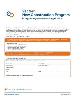 Fillable construction company profile template design - Edit