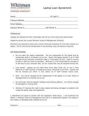 24 Printable How To Write A Loan Agreement Forms And