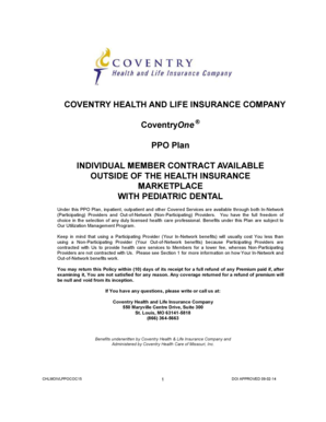 coventry online services