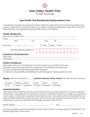 gym bill receipt - Edit, Print, Fill Out & Download Online ...