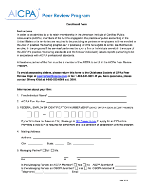 aicpa engagement letters - Editable, Fillable & Printable Online