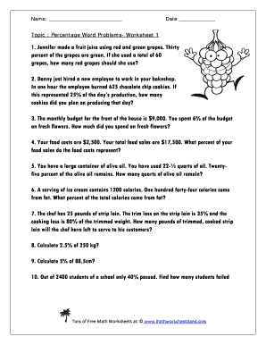 Mathworksheetsland - Fill Online, Printable, Fillable, Blank ...