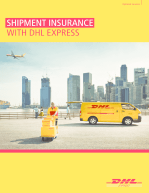 Editable dhl needs further information from the importer - Fill Out