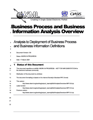 Business Requirements Document Example Pdf Fill Out Online