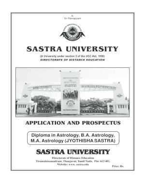 Astrology Application 2015 Final Fill Online, Printable