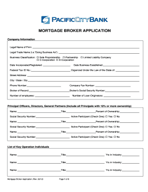 Printable Broker market analysis form - Edit, Fill Out & Download ...